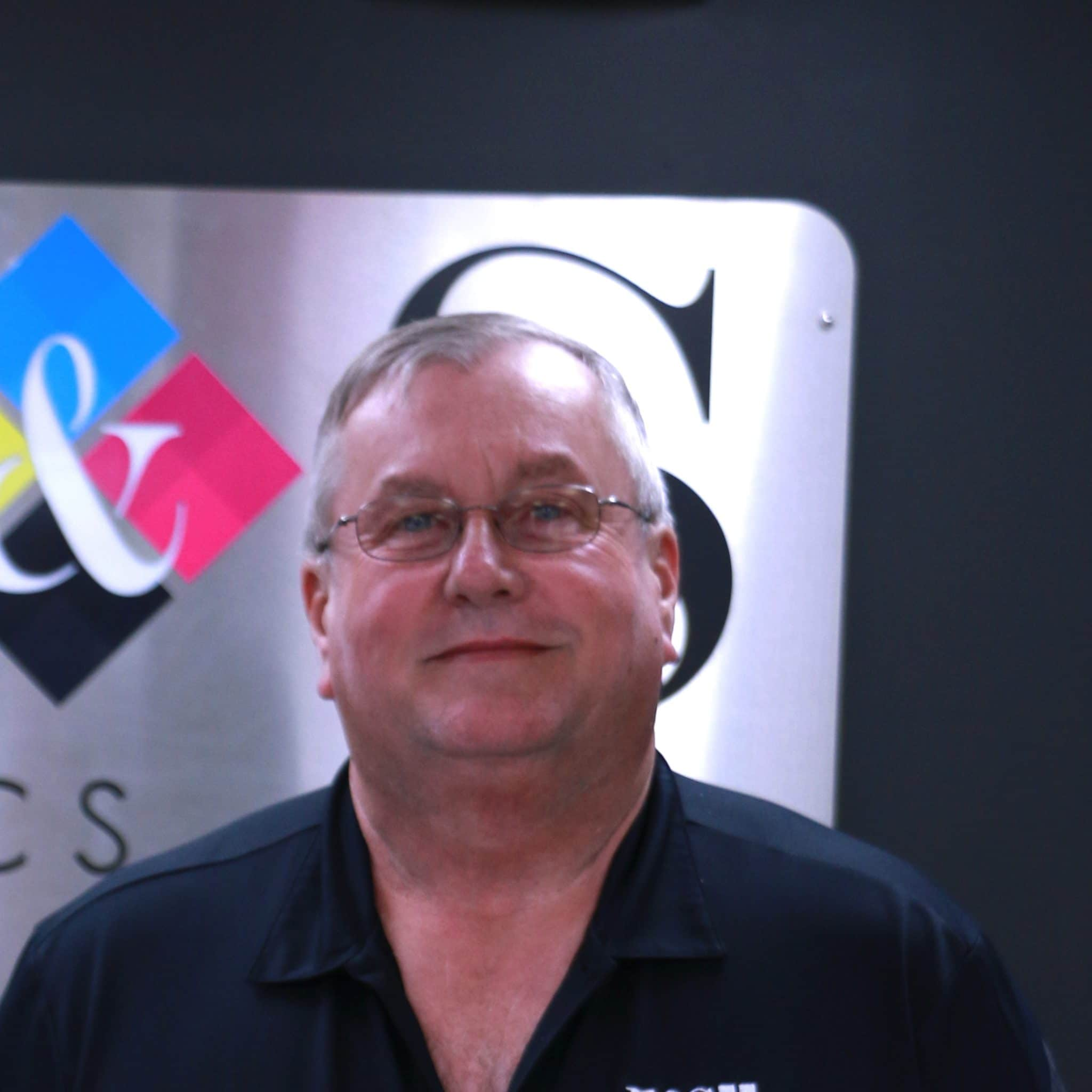 Scott Gray, Print Production and Co-Founder, E & S Graphics